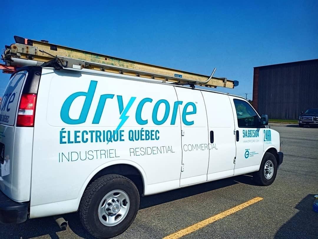 Drycore Electrique Quebec